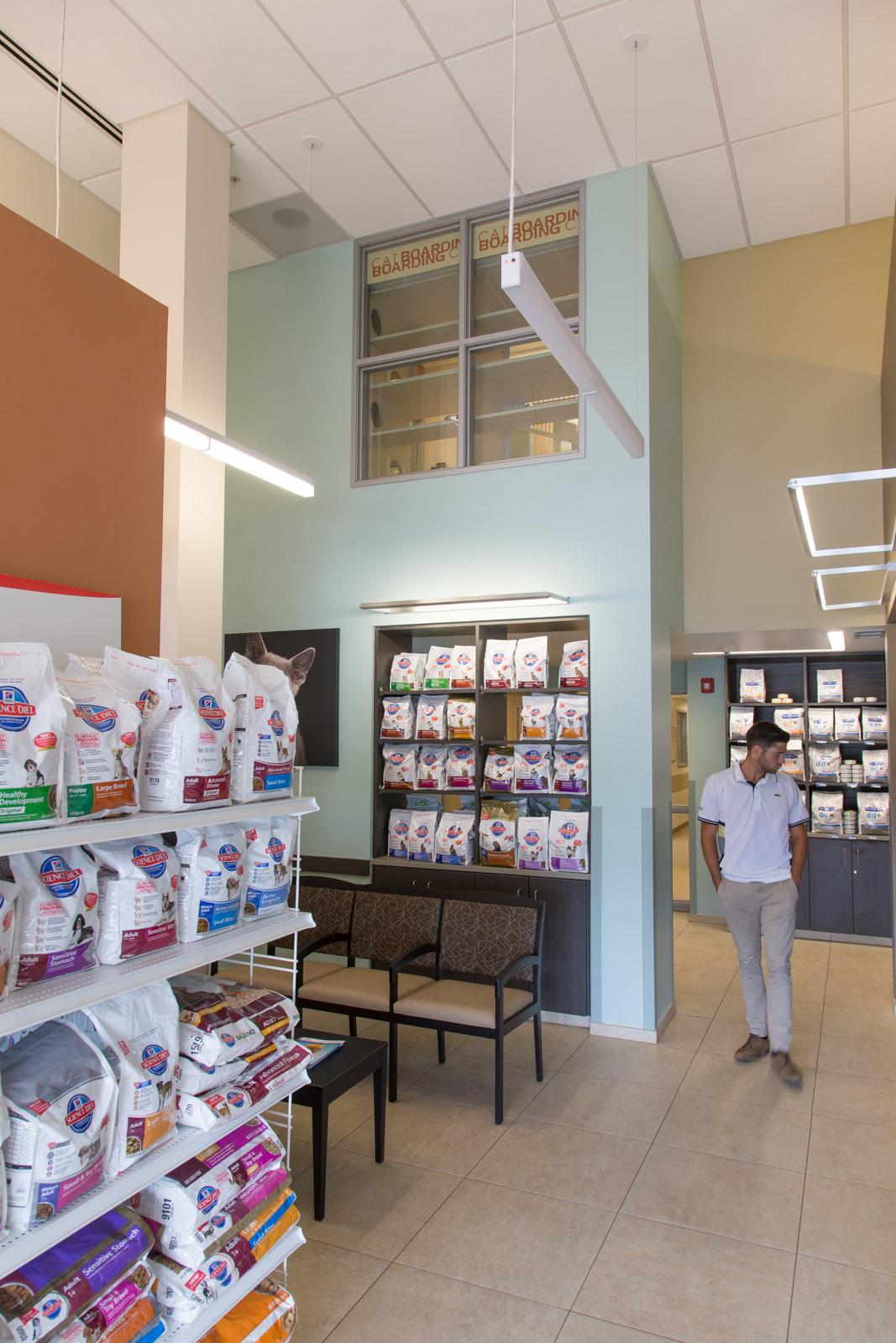 Veterinary hospital reception design joy studio design gallery best design for Veterinary clinic interior design